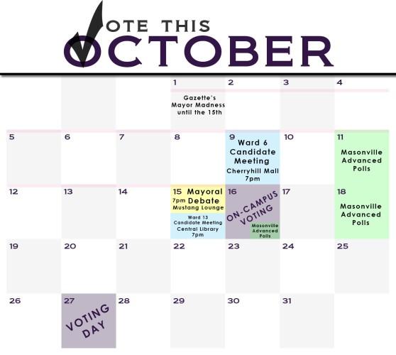 Elections Calendar